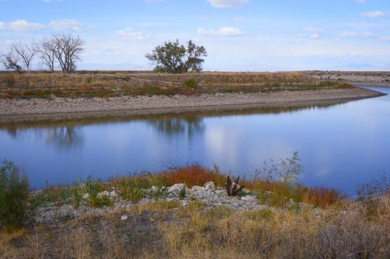 Willard Reservoir- Great Salt Lake Project