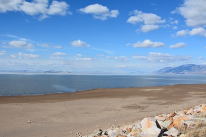 Great Salt Lake - Willard Bay