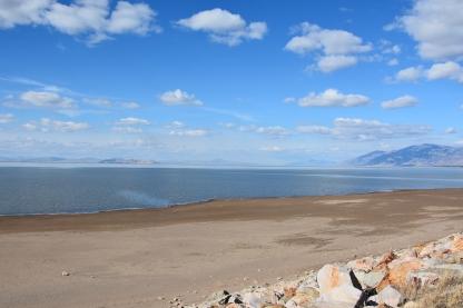 Great Salt Lake - Willard Bay