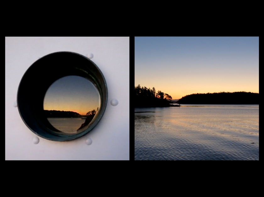 Sunrise Porthole