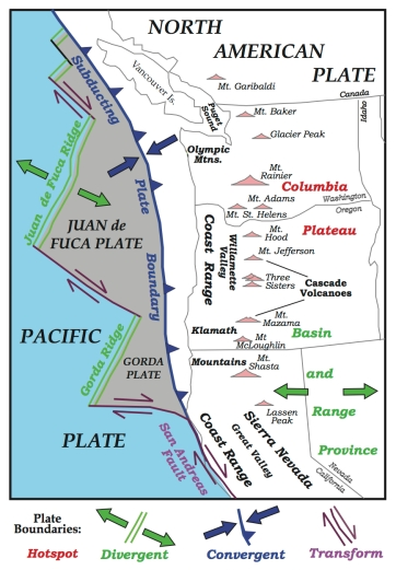 Diagram from Cascadia EarthScope Earthquake and Tsunami Education Program (CEETEP)