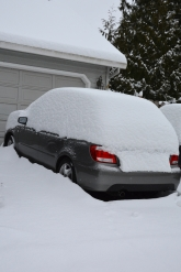 Saab Snowedjpg