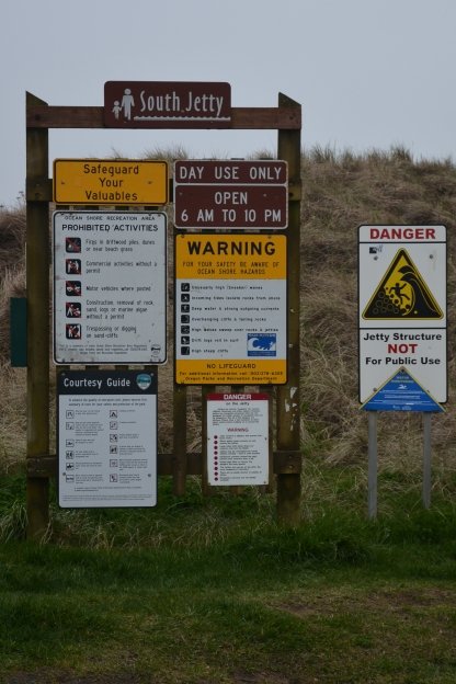 Oregon State Park Beach Regulations and Information