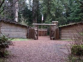 Fort Clatsop, Oregon