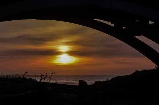Coast Highway 101 Bridge