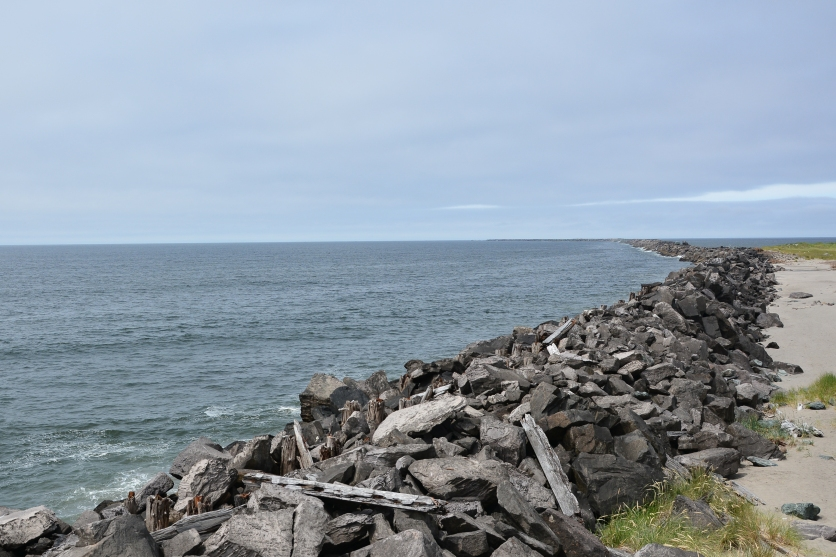 View of South Jetty