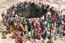 Click photo to view article by David Sims: Photos to make you think twice about wasting water.